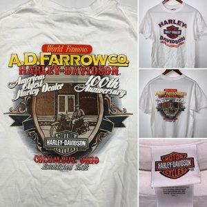Harley Davidson A D Farrow Co 2011 Columbus Ohio